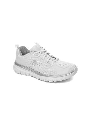 Skechers Graceful-Get Connected Beyaz